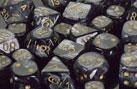 chx 27498 lustrous black gold