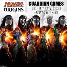 MTG Origins Ad