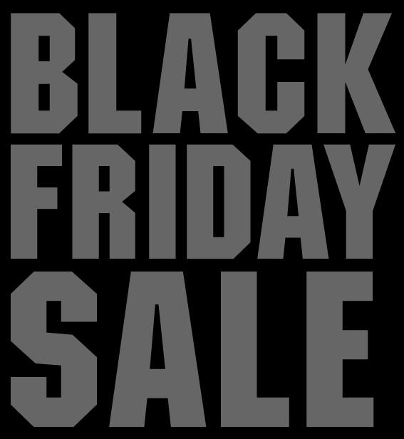 acheter maintenant design distinctif gamme exceptionnelle de styles Black Friday Sale - Nov. 23rd, 2018 - Guardian Games